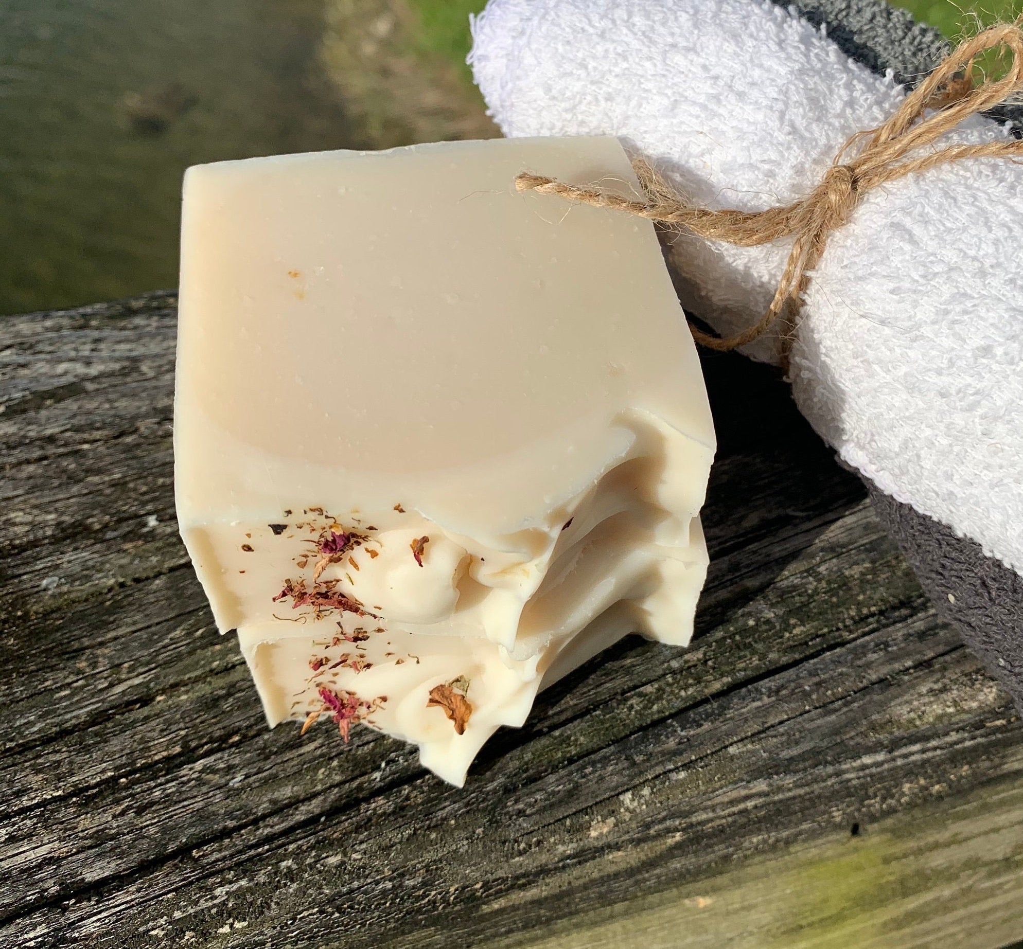 Yoni/ Apple Cider Vinegar Soap 3-4oz - TS Skin Co.