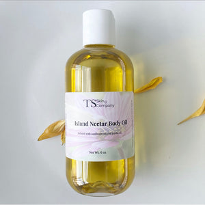 Island Nectar Body Oil 6oz