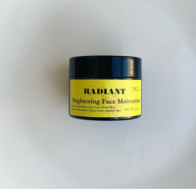 Radiant Facial Brightening Spot Cream