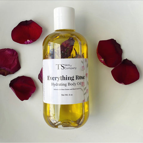 Everything Rose Body Oil 6oz