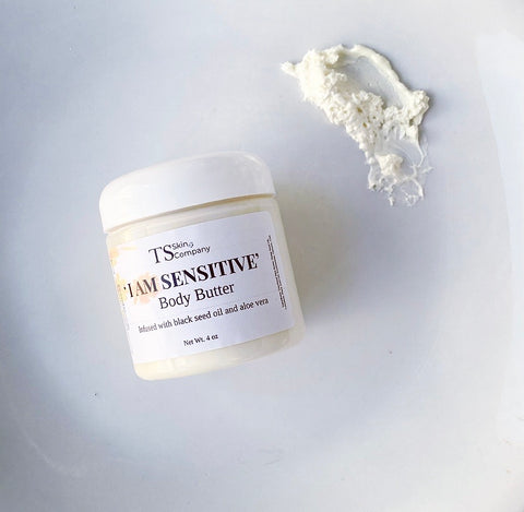 ' I AM SENSITIVE' Body Butter 4oz