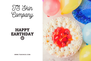 Birthday Glow Gift Card - TS Skin Co.