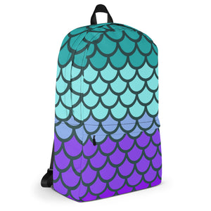 Shimmer Scales Backpack