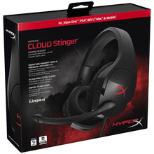 Load image into Gallery viewer, HyperX Cloud Stinger Wired Headset