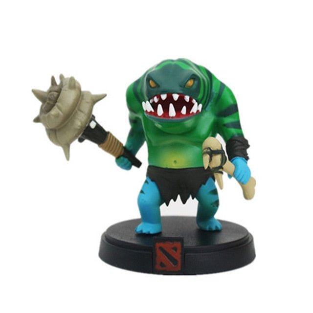 Dota 2 Tidehunter Figure