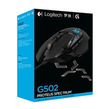 Load image into Gallery viewer, G502 Proteus Wired Mouse