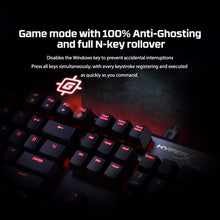 Load image into Gallery viewer, HyperX Mars Wired Keyboard