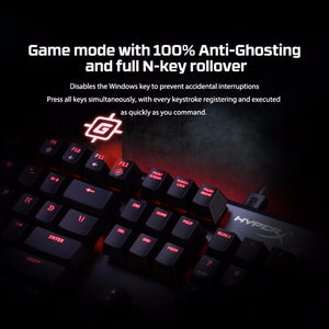 HyperX Mars Wired Keyboard