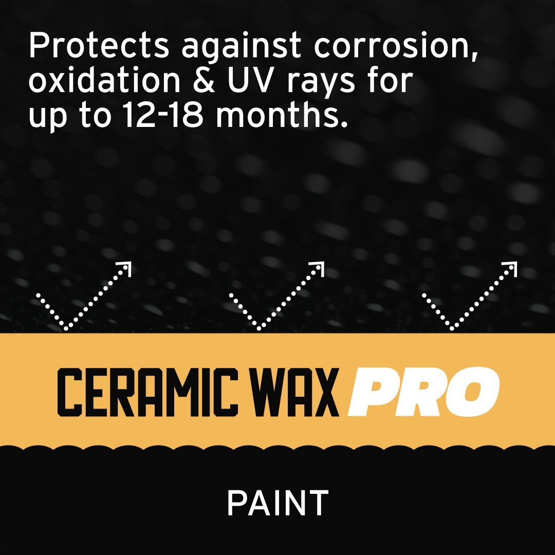 Ceramic Wax PRO - Ethos Car Care