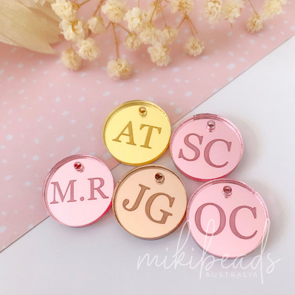 PERSONALISED CHARMS