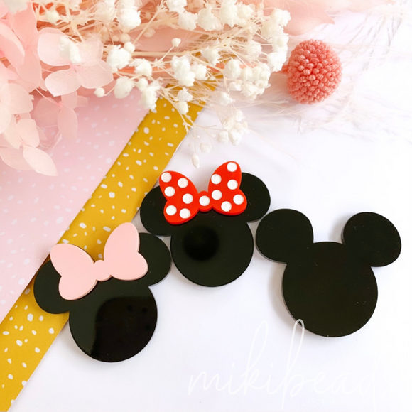 Mickey & Minnie Magnets