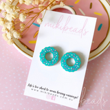 Mmm Donuts Studs Collection