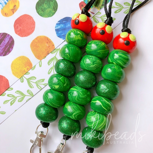 Mr. Caterpillar Lanyard