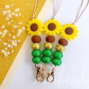 Sunflower Gal Lanyard (Limited Edition)
