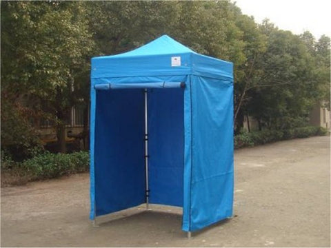 1.5m x 1.5m sky blue pop up gazebo