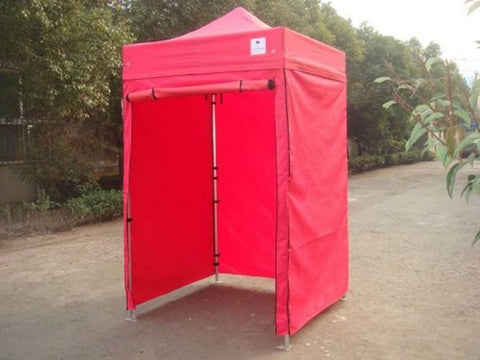 1.5m x 1.5m red pop up gazebo