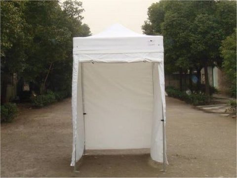 1.5m x 1.5m white pop up gazebo