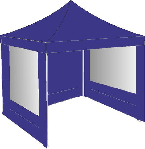 3M x 3M Royal Blue Gazebo