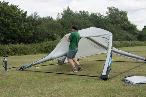 Inflatable Air Shelter 6