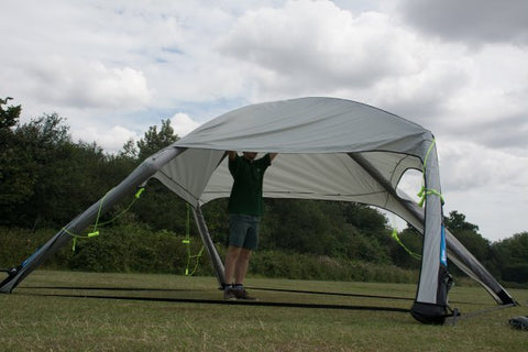 Inflatable Air Shelter 7