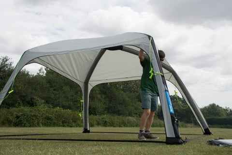 Inflatable Air Shelter 8