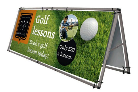 Printed Display Banners