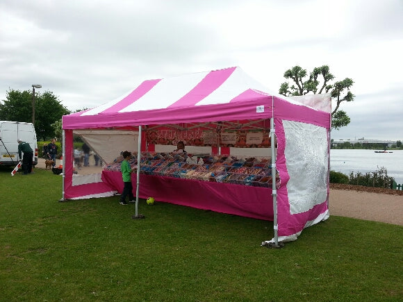 3M x 6M Pop Up Gazebo Sidewalls