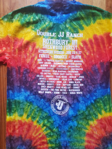 Limited Edition Official Forest Appreciation Festival Tie Dye