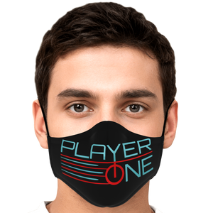 Player One Mask (Alternate)