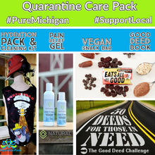 Load image into Gallery viewer, #PureMichigan Quarantine Care Package