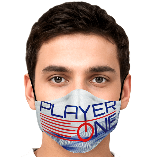 Player One Mask (Home)
