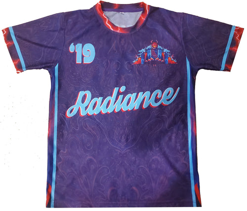 2019 Official Radiance New Years Jersey