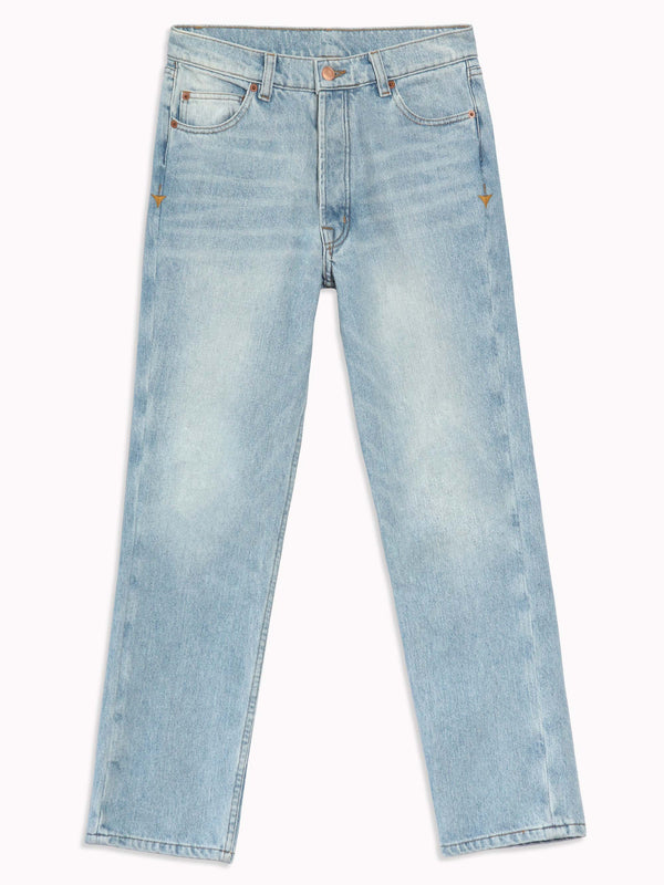 Collector Fit Denim in Light Wash - Bliss And Mischief