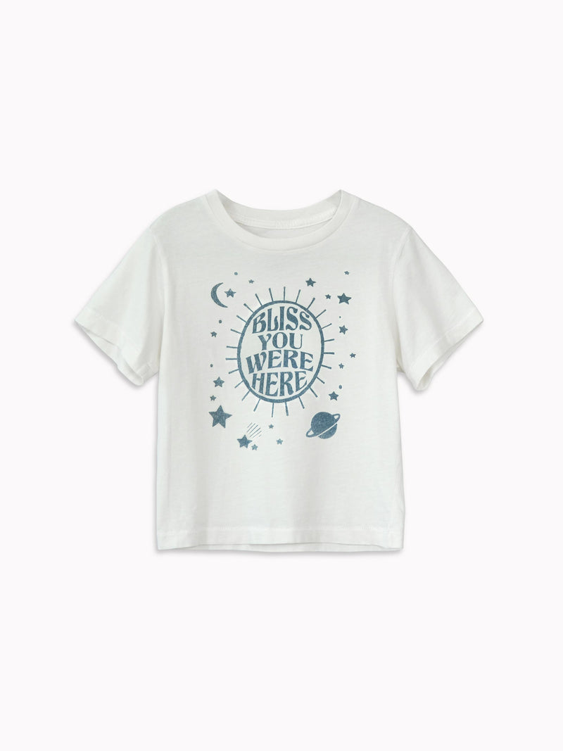 'Bliss You Were Here' Kids Tee