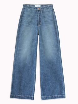Denim Painter Pant