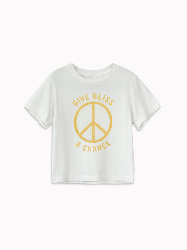 'Give Bliss a Chance' Kids Tee