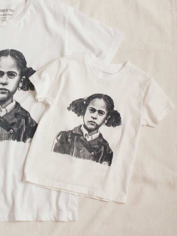 Bliss And Mischief-Kamala Harris Kids Tee Shirt