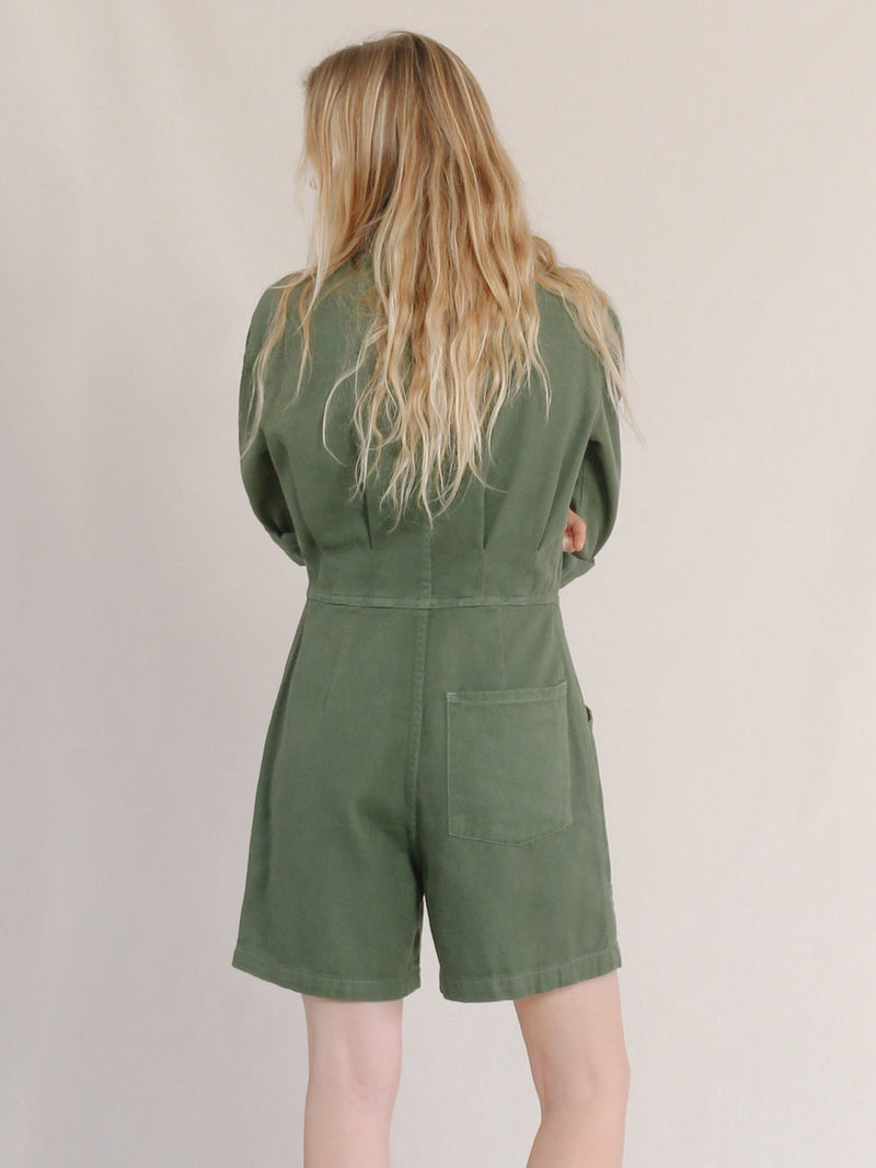 Short Flight Suit in Army