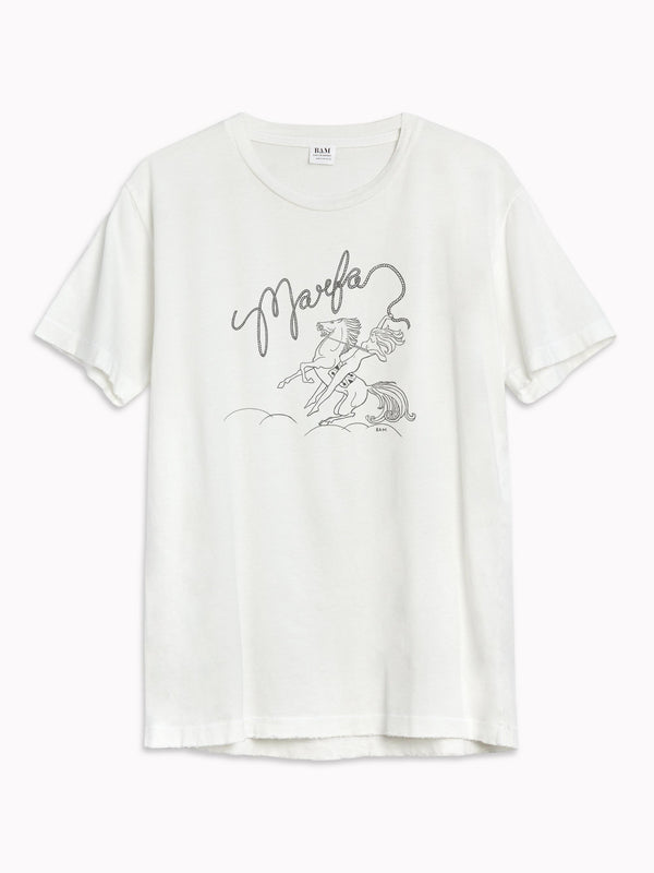 Marfa Tee - Bliss And Mischief
