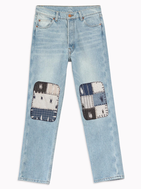 Bliss And Mischief - Patch and Repair Denim