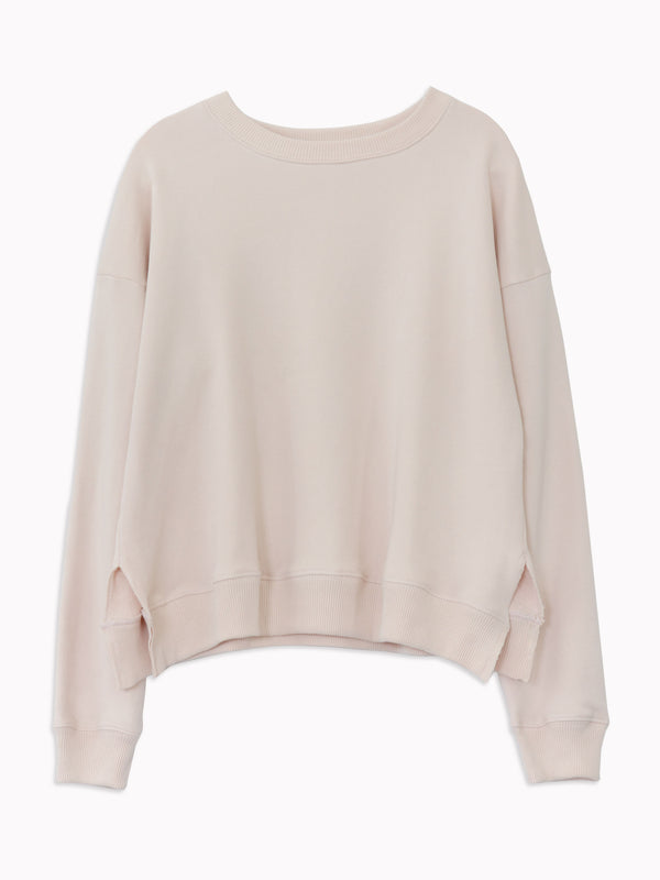 Studio Sweatshirt in Bisque
