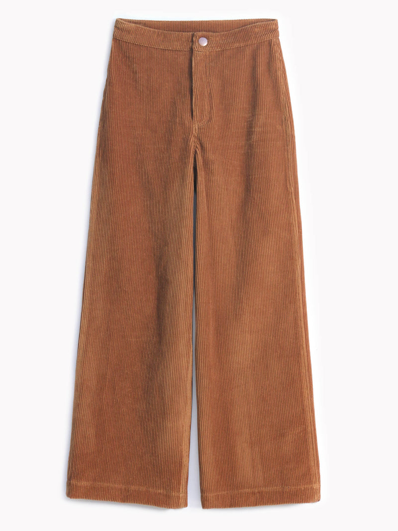 Shrine Corduroy Pant in Honey