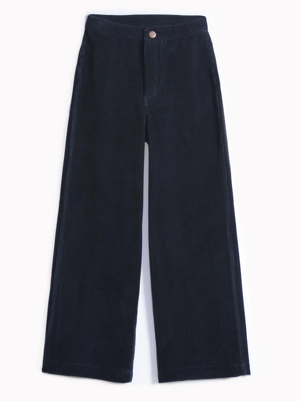 Shrine Corduroy Pant in Navy