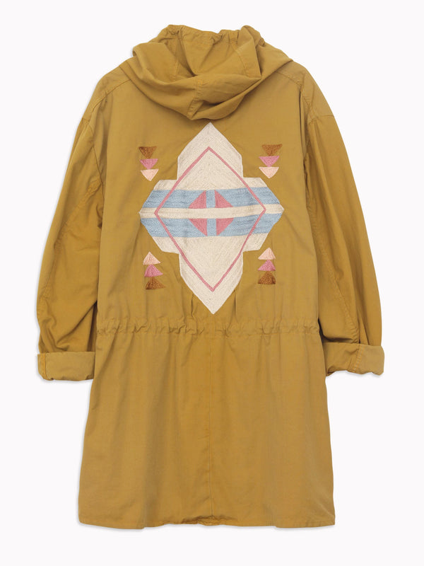 Bliss And Mischief - St. Ellen Embroidered Parka