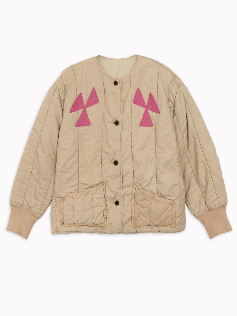 Bliss And Mischief - Stella Embroidered Quilt Jacket