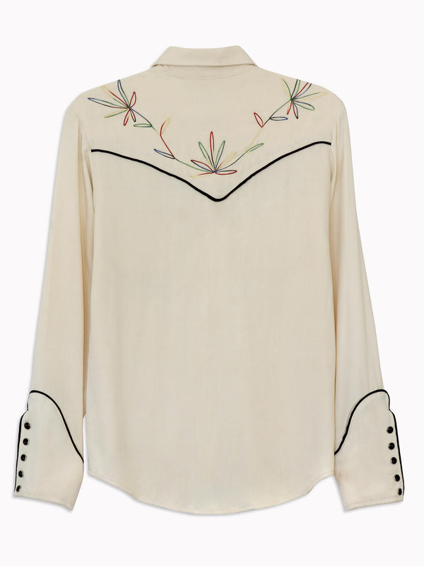 Sweet Jane Embroidered Western Shirt