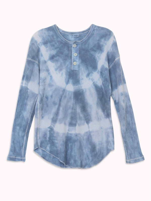 Bliss And Mischief - Tie Dye Henley