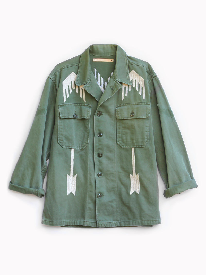 Westing Sun Embroidered Jacket