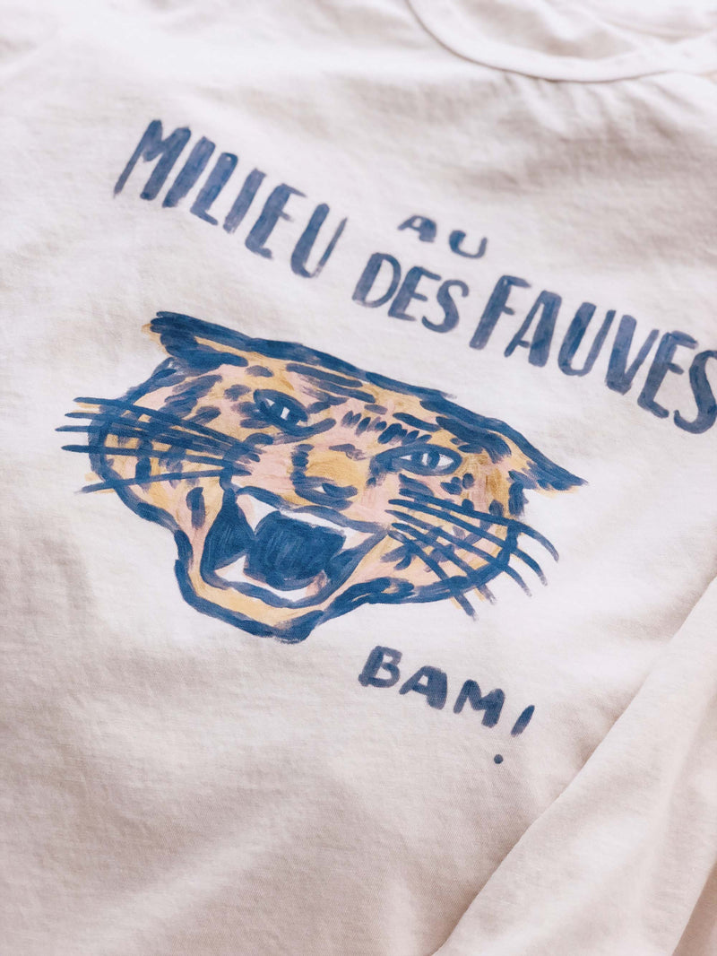 Wild BAM Tee - Bliss And Mischief