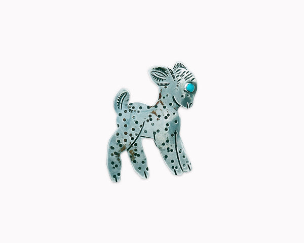 Gypsy Hunter Vintage Little Fawn Pin
